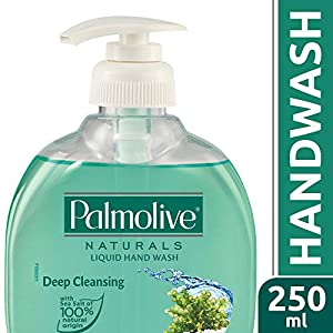 Palmolive Naturals Hand Wash Sea Mineral