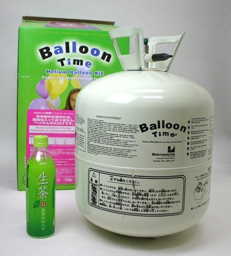 ヘリウムガス(ヘリウムボンベ) 使い捨て(400L) ※沖縄離島へは船便配送となりお届けに約1週間かかります。 3981   B01CS8RCNY