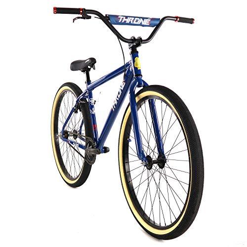 """Throne Cycles The Goon 29"""" BMX Bike (Da' Goon - Blue)"""