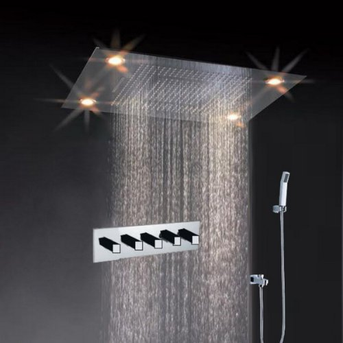 31 inch rain shower head - 4