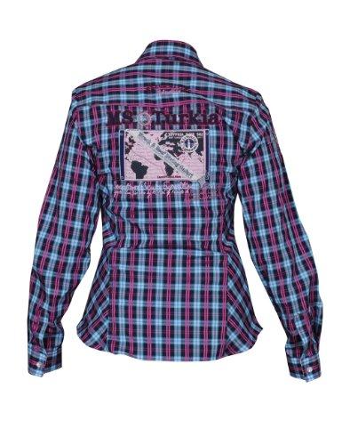 iQ-Company Dive club ms turkia - Camisa multicolor