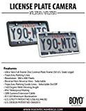 Boyo License Plate Frame With Cameras - Best Reviews Guide