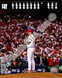 Roy Halladay throws the second no-hitter in MLB postseason history - Philadelphia Phillies MLB 8x10 Photo