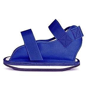 Bsn Eco Canvas Open Toe Cast Shoe Maximum Shock Absorbency