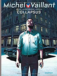Michel Vaillant, tome 4 : Collapsus  par Philippe Graton