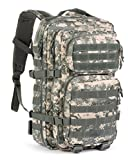 Red Rock Outdoor Gear Assault Pack (One Size, ACU Camouflage)