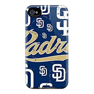Durable Hard Cell-phone Cases For Iphone 6plus (iJQ5986Ldwc) Custom High-definition San Diego Padres Pattern