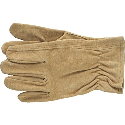 DO IT BEST GS 722987 Suede Leather Glove Large