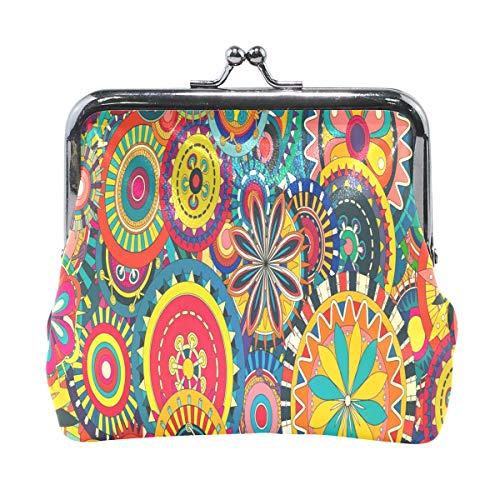 Coin Purse Floral Desktop Wallpapers Womens Wallet Clutch Bag Girls Small Purse