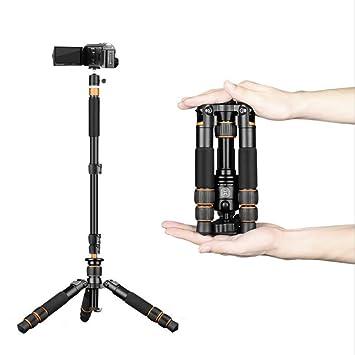 YQ Estabilizador Portátil De Aluminio para Canon Nikon Sony Y ...