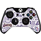 NBA Los Angeles Lakers Xbox One Controller Skin - LA Lakers Historic Blast Vinyl Decal Skin For Your Xbox One Controller