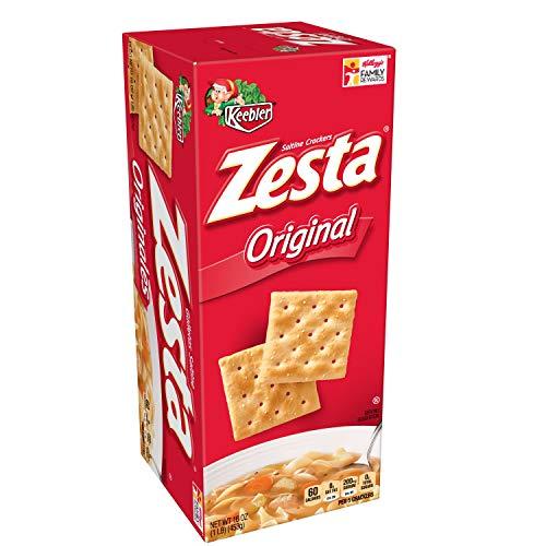 Keebler, Zesta, Saltine Crackers, Original, 16 oz -
