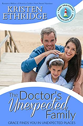 book cover of The Doctor\'s Unexpected Family