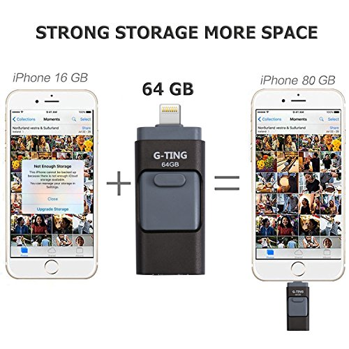 how to use g-ting flash drive