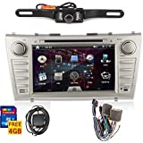 OUKURear Camera Included!!!For TOYOTA Camry(support year 2007 2008 2009 2010 2011) 8 inch Indash CAR DVD Player...