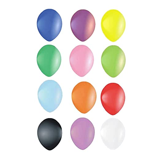 41 opinioni per Rosenice Palloncini in lattice 100 pz 10 pollici assortiti colore luminoso per
