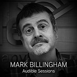 FREE: Audible Sessions with Mark Billingham
