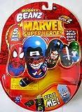 mighty beanz marvel - Mighty Beanz Marvel Series 2 (5pk)