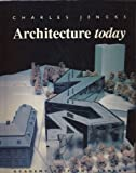 Architecture Today, Wiley and Sons, Inc. Staff, 1854901923