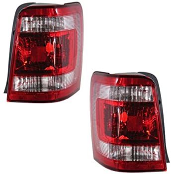 2008 2012 ford escape hybrid taillight. Black Bedroom Furniture Sets. Home Design Ideas