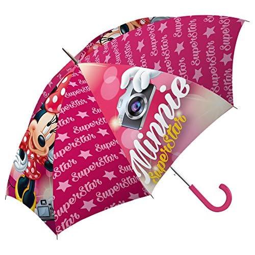 Disney - Auto Minnie Parapluie, WD17500, 18''