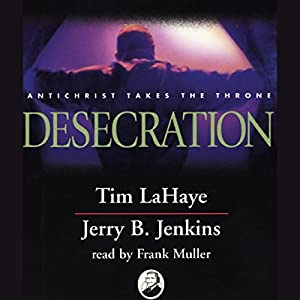 Desecration Audiobook