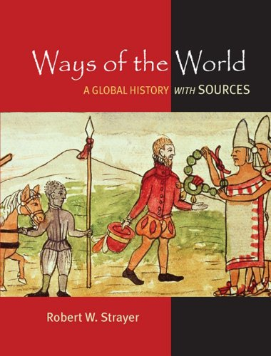 Way Bookmarks - Ways of the World: A Brief Global History with Sources
