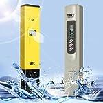 DLAND Digital PH Meter + TDS Tester A...