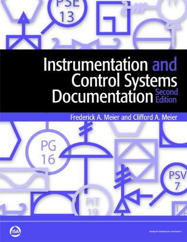 Instrumentation And Control Systems Documentation, Second Edition