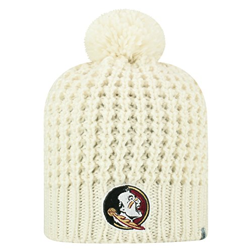 (Top of the World Florida State Seminoles Official NCAA Uncuffed Knit Slouch 1 Beanie Hat 476698)
