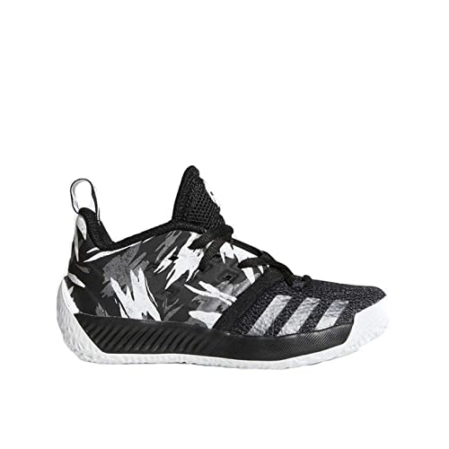 d4c90c0668d7 adidas Boys  Harden Vol. 2 C Basketball Shoes  Amazon.co.uk  Shoes   Bags