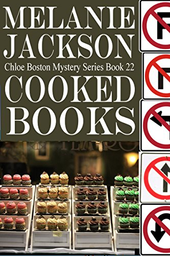Cooked Books (Chloe Boston Cozy Mysteries Book 22)