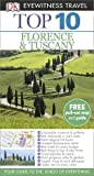 Front cover for the book Top 10 Tuscany by Reid Bramblett