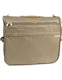 Briggs & Riley 370-Olive-20.5x22x11.5 Deluxe Garment Bag