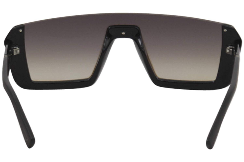 Amazon.com: anteojos de sol Diesel DL 0248 01 X Shiny Negro ...