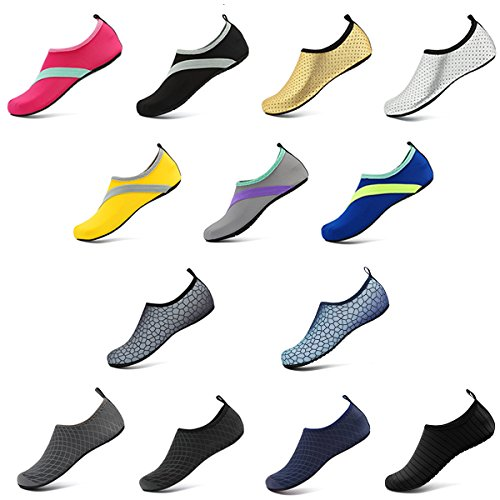 Water Abstract Women Quick Shoes Men Beach for Drying Exercise Yoga Aqua VIFUUR Cloud Shoes Pool Unisex 46IqnO