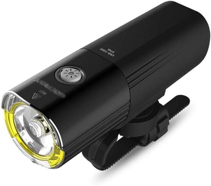 Bicycle Bike USB Headlight Waterproof 1000 Lumens MTB Cycling Flash Light Front