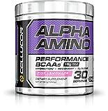 Cellucor, Alpha Amino Performance BCAAs, Pink Lemonade, 30 Servings