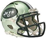 Riddell Chrome Alternate NFL Speed Authentic Mini Helmet New York Jets
