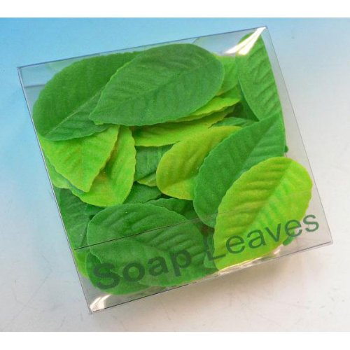 Wrapables Scented Soap Leaves, Willow