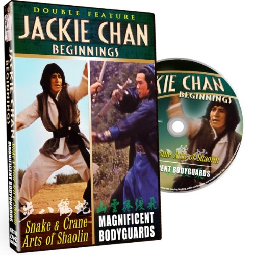 Jackie Chan: Beginnings - Snake & Crane Arts of Shaolin / Magnificent Bodyguards DF