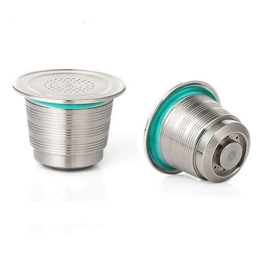 COKFEB - Filtro de café de Acero Inoxidable Reutilizable para ...
