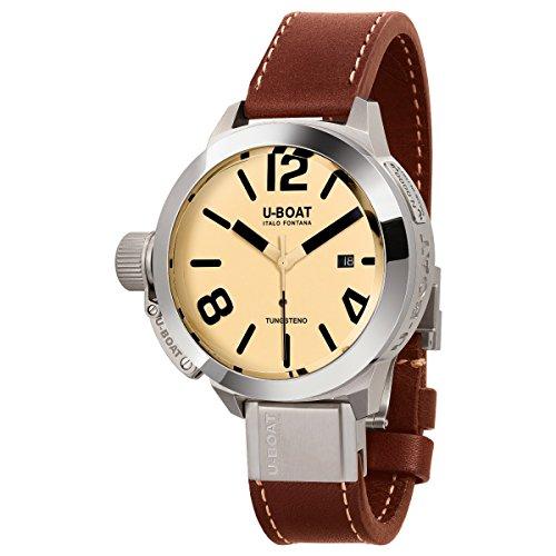 U-Boat 8091 Classico 50 Tungsteno AS2 Wristwatch
