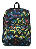 Brand New JANSPORT BACKPACK SUPERBREAK MULTI RUSH CURCUIT PADDED SHOULDER STRAP