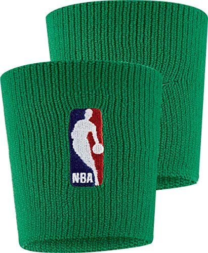 Nike NBA On-Court Wristbands (Green)