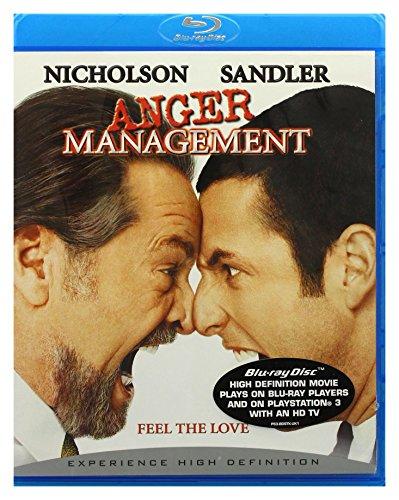 Anger Management Region 2 Details
