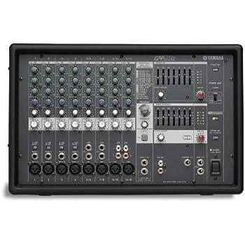Yamaha emx212s 12 input powered mixer musical for Yamaha mg10xu review