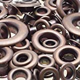 100pcs Metal Eyelets Grommets 3MM for Leather Craft DIY Scrapbooking Shoes Fashion Practical Accessories