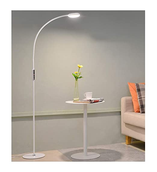 Lámpara Dormitorio LED Lámparas de YliJkeT pie pie de Salón iPZkXu