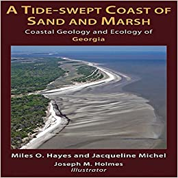 Amazon com: A Tide-swept Coast of Sand and Marsh: Coastal